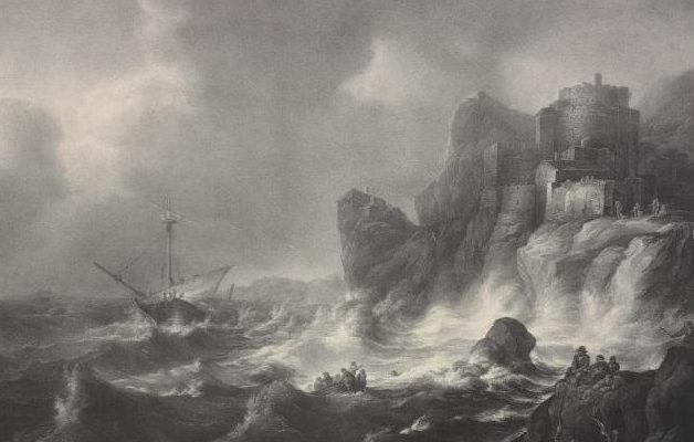 Un naufrage énigmatique au XIXe siècle.